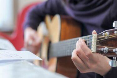 初心者がギターのコピーで挫折しないための5つのコツとは?