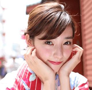 宮本茉祐さんのかわいい画像浴衣も似合います