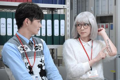 新垣結衣さんと岡田将生さんは、「リーガルハイ」、「掟上今日子の備忘録」で共演