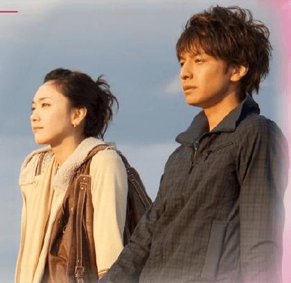 新垣結衣さんと生田斗真さんは、映画「ハナミズキ」で共演