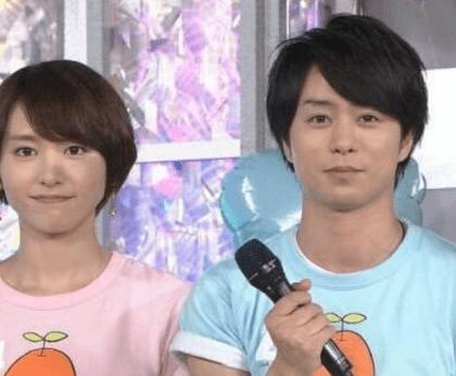 新垣結衣さんと櫻井翔さんは「24時間テレビ」で共演