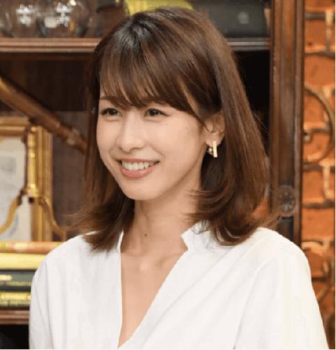 いきなり加藤綾子(カトパン)が嫁で家族もビックリでしょう!