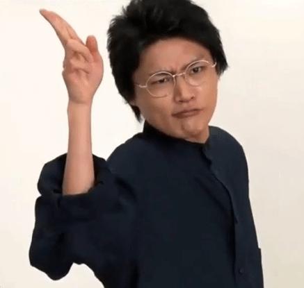 横尾渉さんがメガネからコンタクトにしないワケ